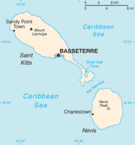 Saint Kitts and Nevis – small