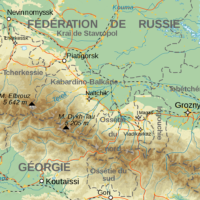 North Caucasus – Ciscaucasia