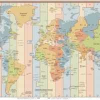 World – Time Zones