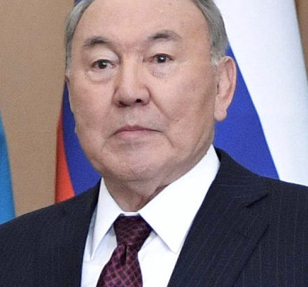 Nursultan Nazarbayev, President-dictator of Kazakhstan, resigns