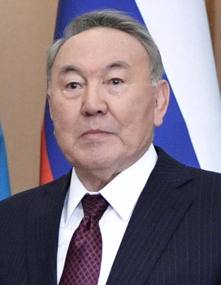 Nursultan Nazarbayev, former president-dictator of Kazakhstan