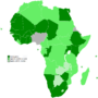 Africa –  African Continental Free Trade Agreement (AfCFTA)