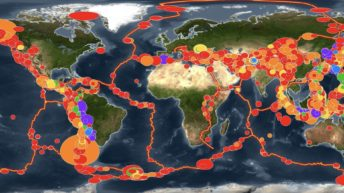 Earthquakes in the 20th century