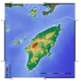 Greece – Rhodos: topographic