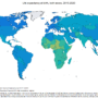 World – Life expectancy (2015-2020)