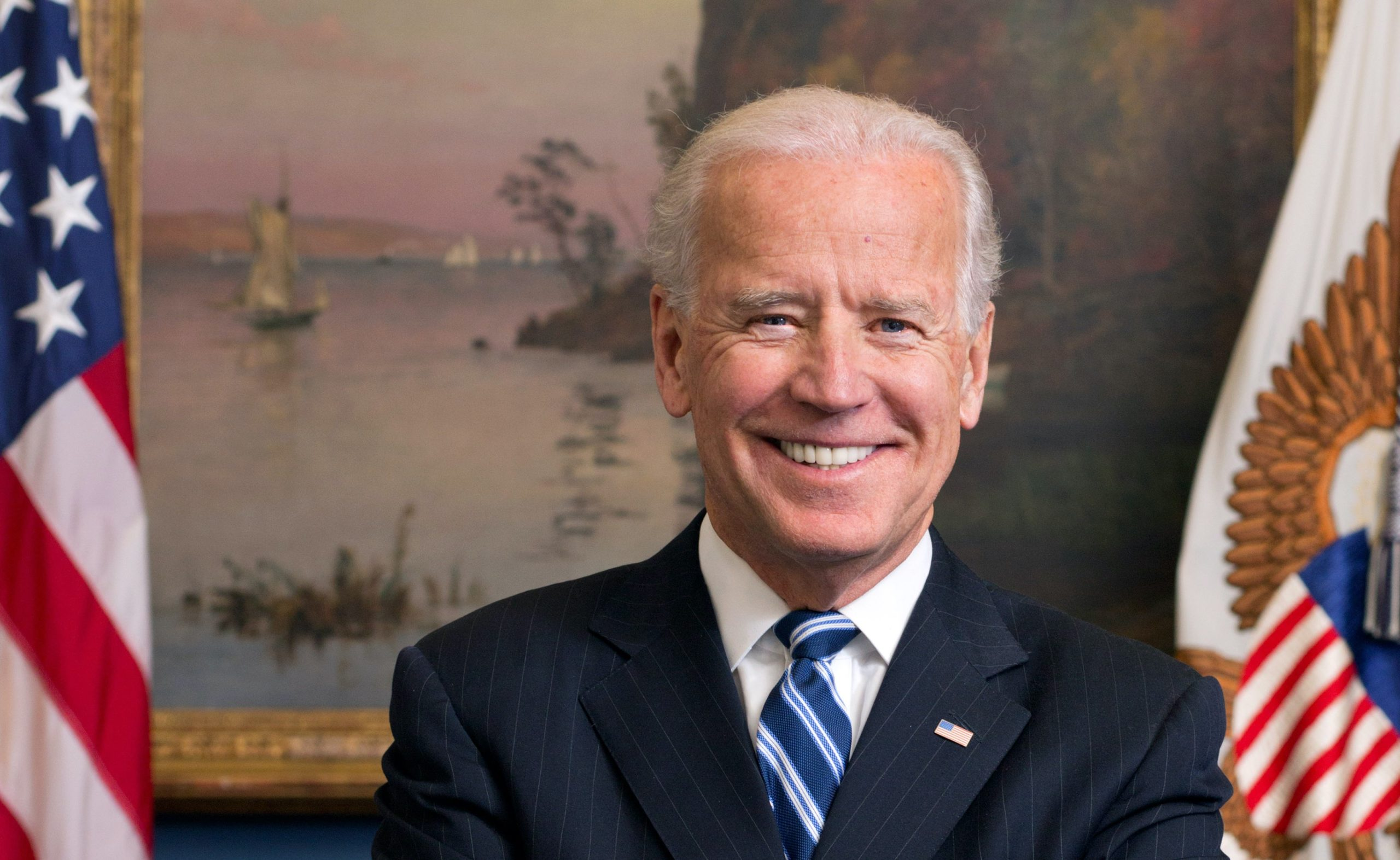 Joe Biden, President of the USA