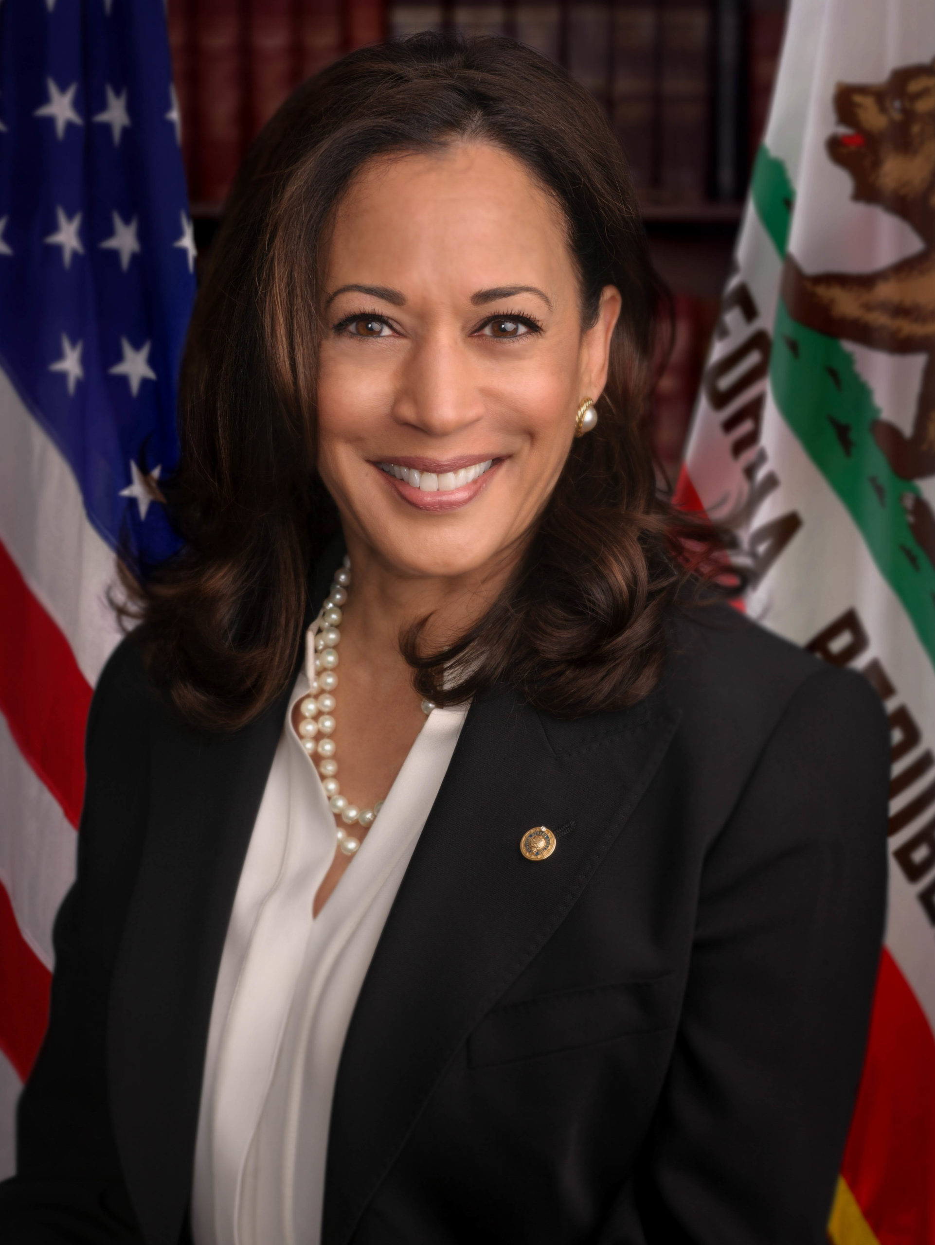 Kamala Harris, Vice-President of the USA