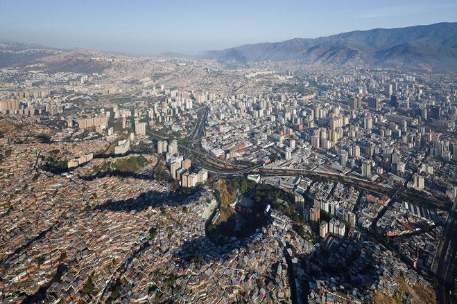 Caracas, capitale du Venezuela