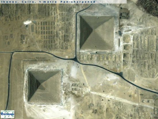 Égypte - Pyramides au Caire