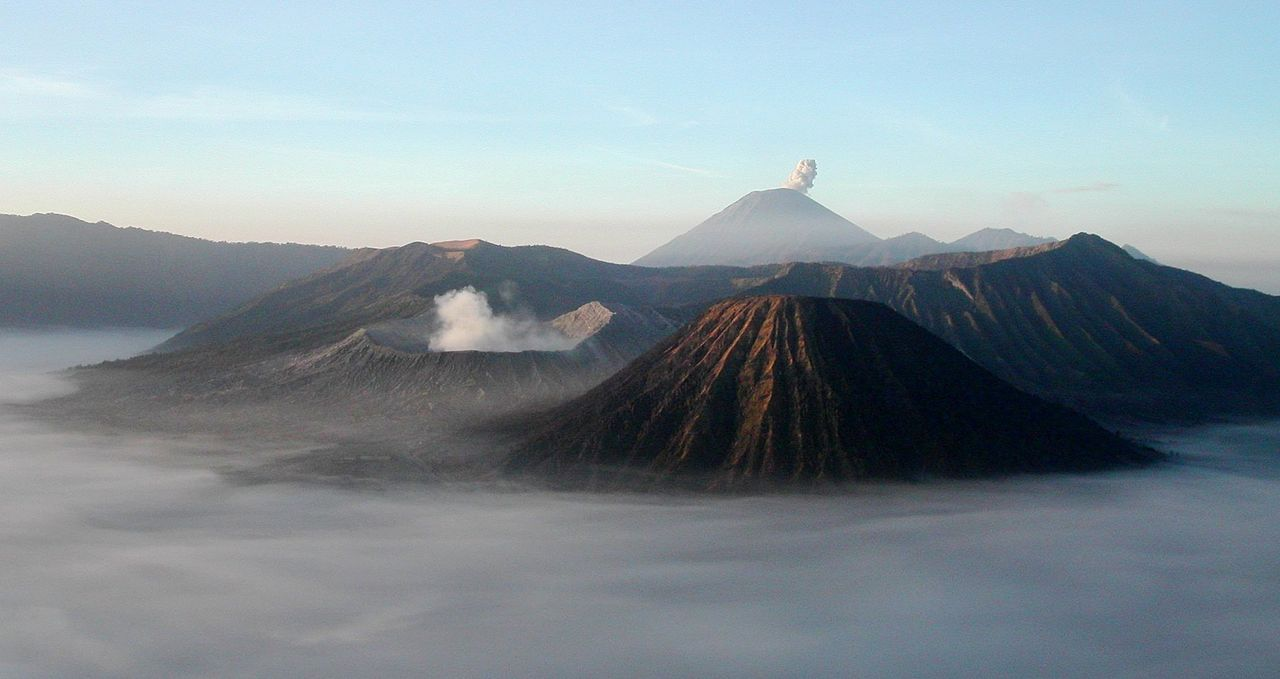 Indonesia - Mount Bromo