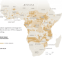 Africa – Elephants distribution (2007)