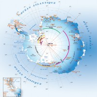 Antarctique – stations