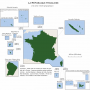 France – outre-mer, comparatif territorial