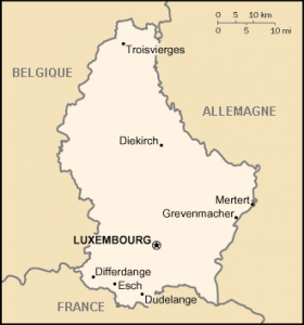 Luxembourg – petite