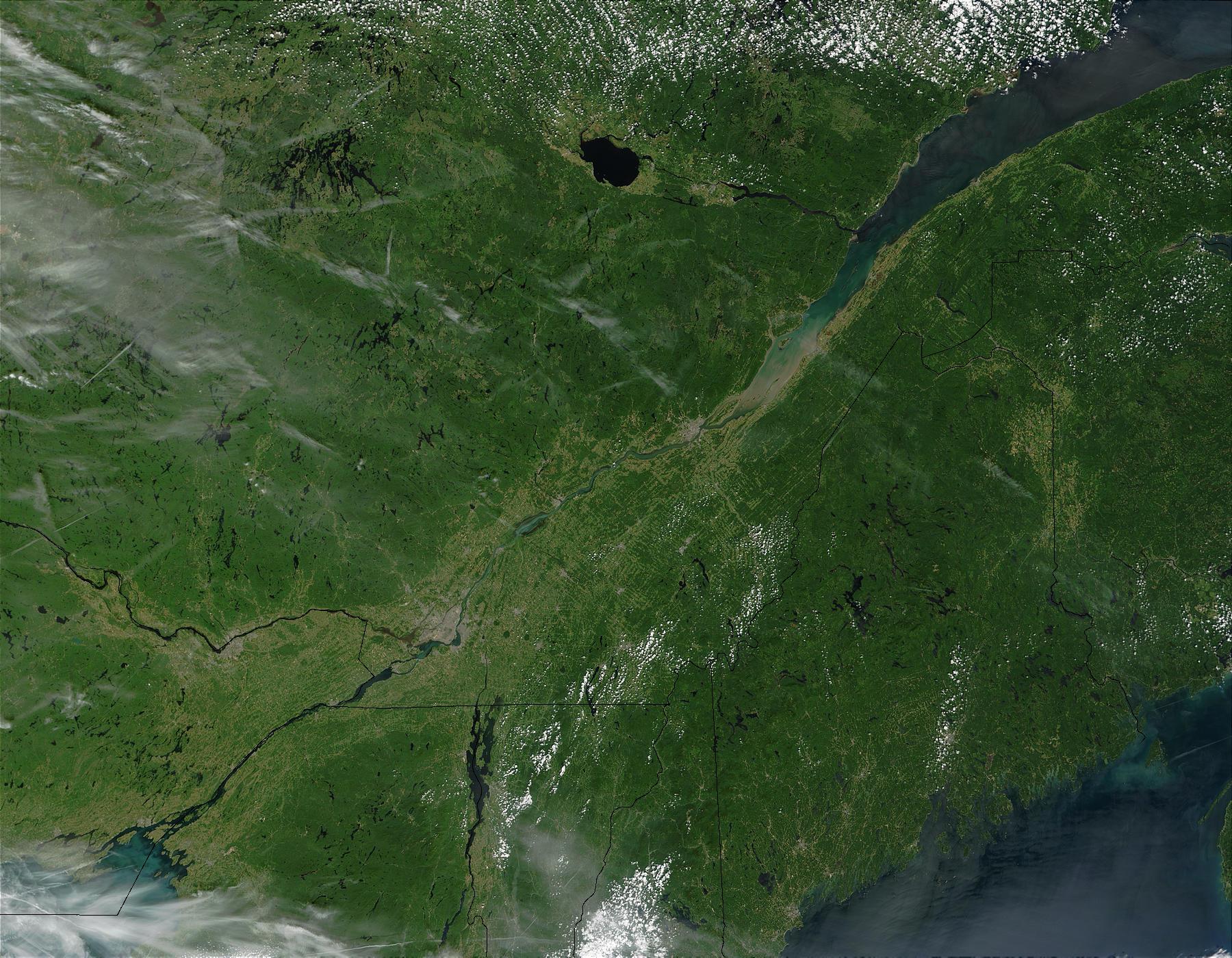 Canada - Sud du Québec
