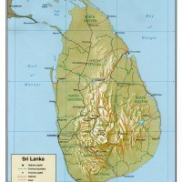 Sri Lanka – relief